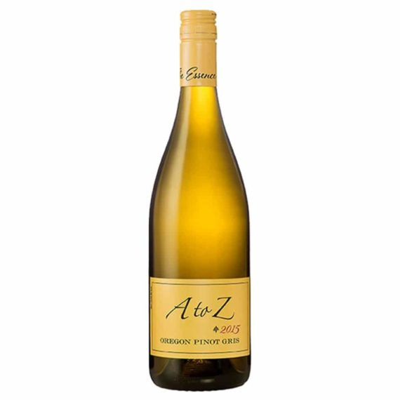 A To Z – PINOT GRIS
