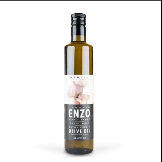 enzo olive oil garlic good