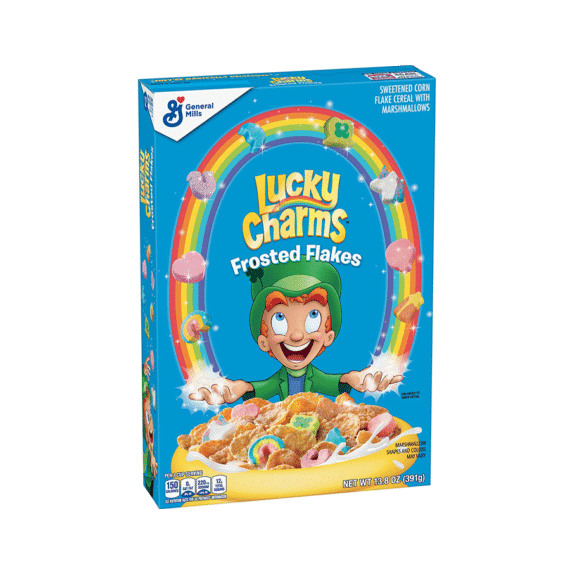 lucky charms frosted good