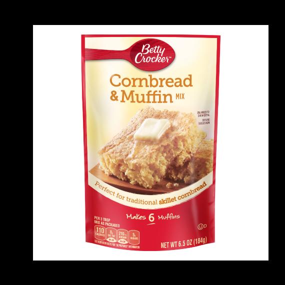 betty crocker cornbread mix good
