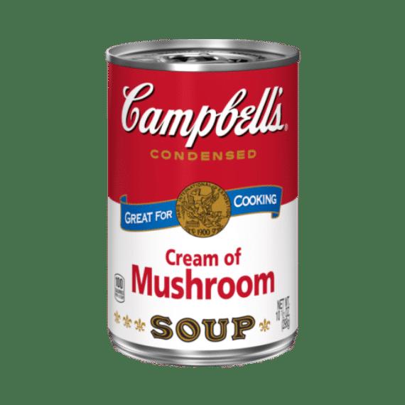 campbell mushroom good