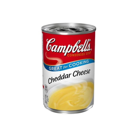 CAMPBELL'S CHEDDAR CHEESE